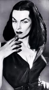 Maila Nurmi was a Finnish-American actress who created the campy 1950s character Vampira