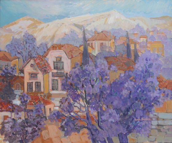 Amintiri din Balcic – Lucia Pușcașu | EliteArtGallery - galerie de artă
