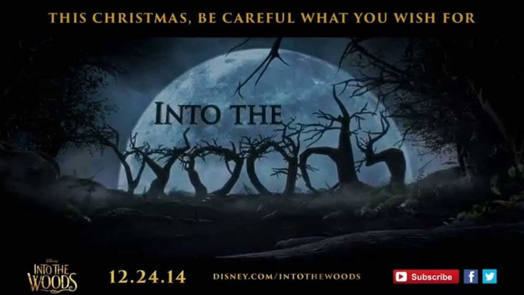 This Christmas, be careful what you wish for. Watch the teaser trailer for Into The Woods starring Meryl Streep and Johnny Depp! In cinemas December 25.