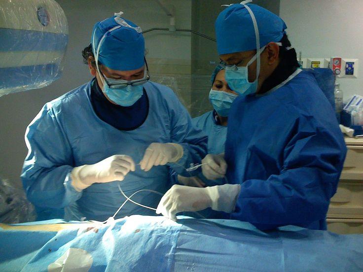 Dr Luis Rodriguez Prato, Primer fellow de Angiología y Cirugía Vascular de Angios