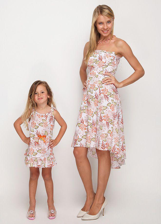 Moda: Anneler ve Kızları Elbise Markafoni'de 49,99 TL yerine 16,99 TL! Satın almak için: http://www.markafoni.com/product/4402825/
