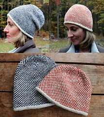 check this out hat by laura reinbach / in quince & co. lark