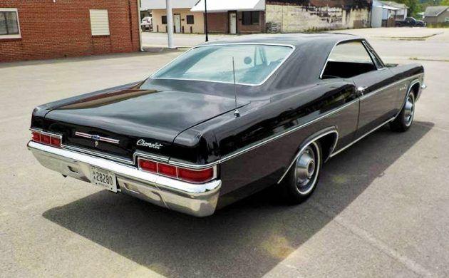 High Mileage Driver 1966 Chevrolet Impala Chevrolet Impala Chevrolet Impala