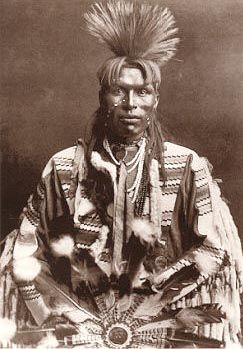 A member of the Algonquin tribes and related to the Blackfeet and Bloods, the Piegans roamed the vast territory of Montana and Southern Canada.