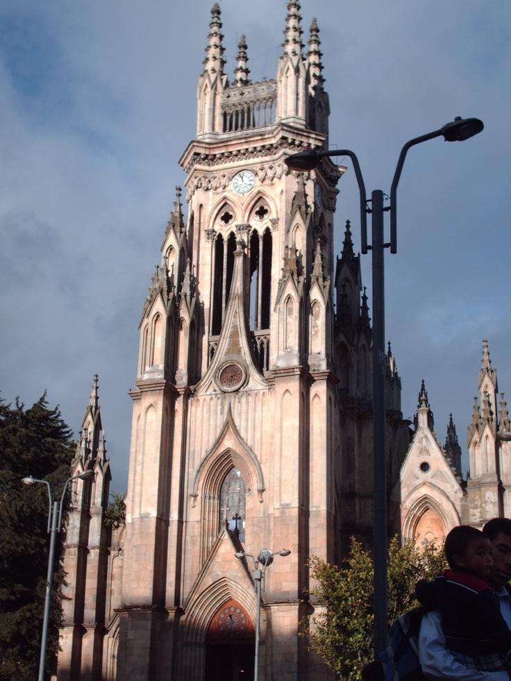 Iglesia de Nuestra Señora de Lourdes, Bogotá