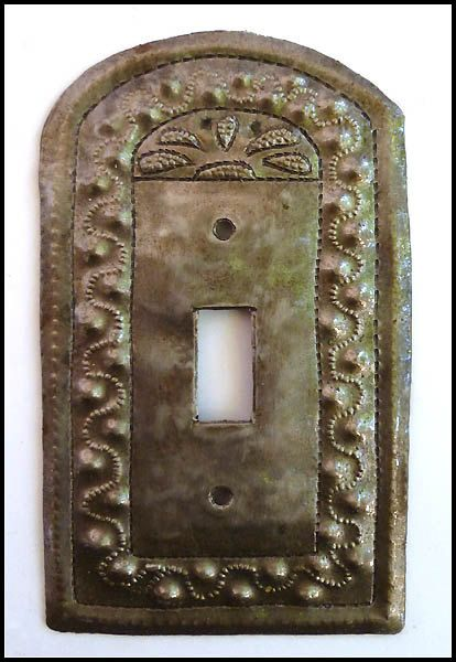 Metal Switch Plate - Metal Light Switchplate Cover - Light Switch Cover - Light Switch - Haitian Metal Art - Switchplate Covers - HS-106-1 & 551 best Switch Plate Covers Decorative Light Switch Covers - Home ...