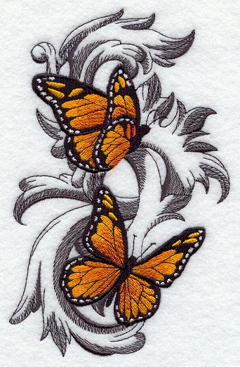 Machine Embroidery Designs at Embroidery Library! - Color Change - H2357