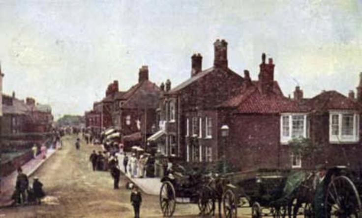 Mablethorpe High Street 1908