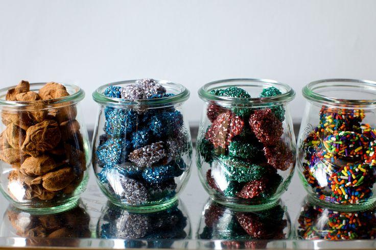 chocolate caramel crunch almonds + new kitchen favorites | smittenkitchen.com