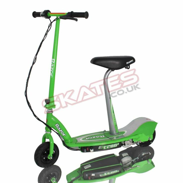Electric Scooters Gt Razor E300s Seated Electric Scooter Sweet Pea