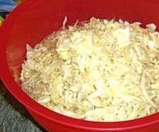 Rezept Krautsalat wie beim Griechen von Zauberfee74 - Rezept der Kategorie Vorspeisen/Salate