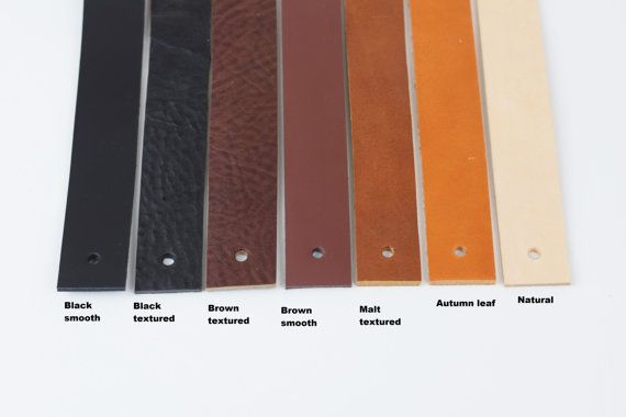 Luxury leather pulls leather door pulls leather by BengjyMinu