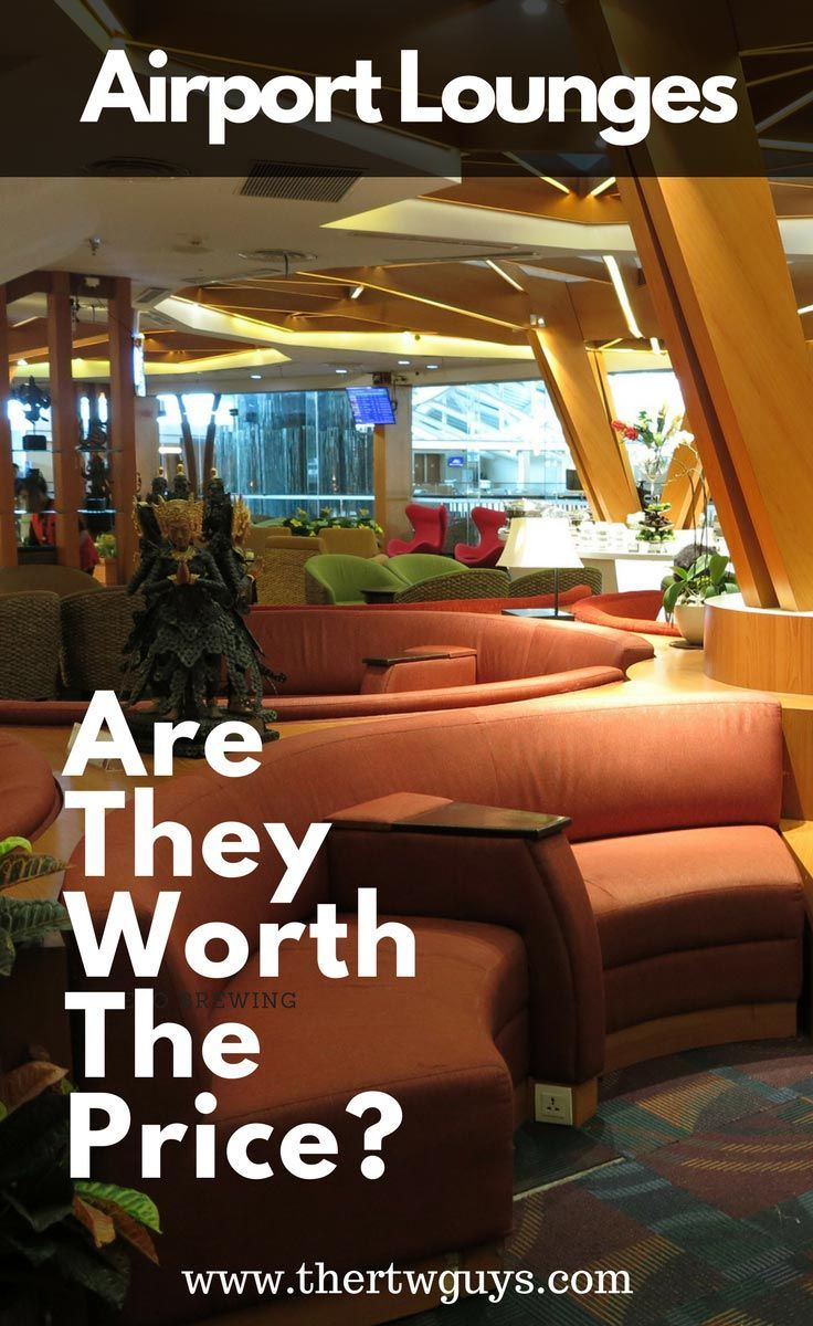 When we travel, we always hit up the airport lounges. Here are the methods we use to get airport lounge access almost everywhere we travel.  via @thertwguys