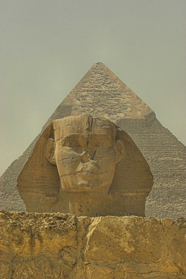 pin the sphinx pyramid - photo #28