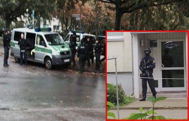 Γερμανία: Μεγάλη αστυνομική επιχείρηση σε εξέλιξη στην πόλη Κέμνιτς ~ Geopolitics & Daily News