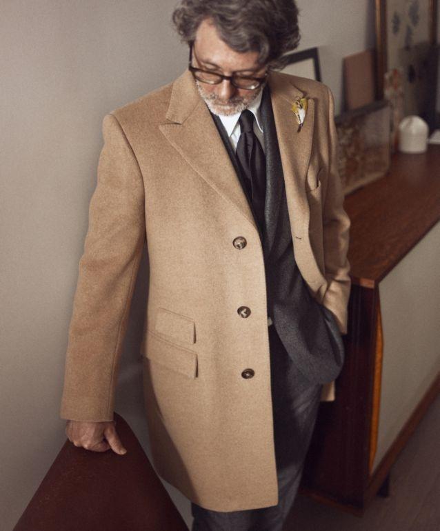 Stapleton Top Coat