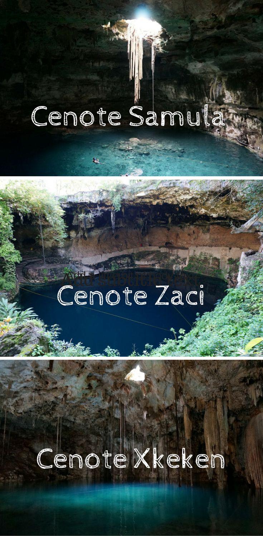 YUCATÁN  Cenotes de vandollid