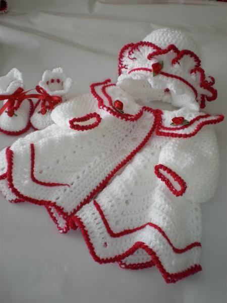 Santa outfit by breda.lyn48279 | Crocheting Ideas
