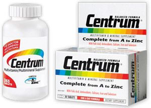 Don't buy Centrum multivitamins before you read our expert review, which shows you how Centrum compares to other popular multivitamin brands.