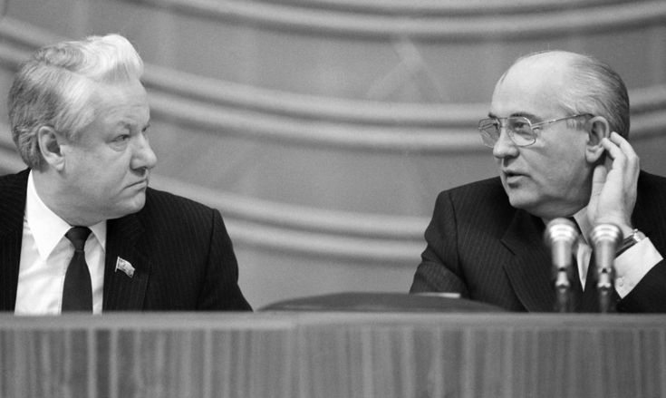 НОВЫЕ ПРАВЫЕ 2033: СССР 1987 - 1991: РЕФОРМЫ, КРИЗИС, КОЛЛАПС, ЧУДО