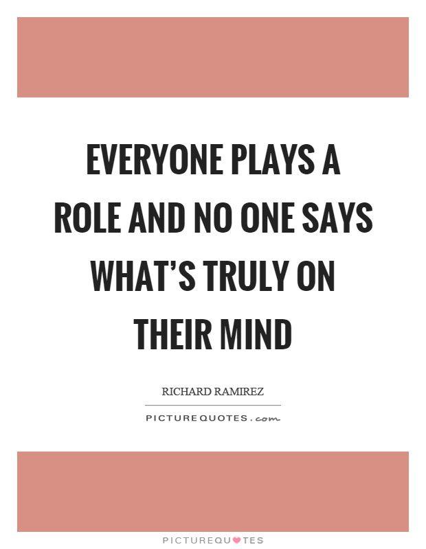 Richard Ramirez quote