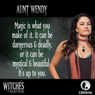 witches of east end | Countdown to Halloween 2013 Day 6: Witches of East End