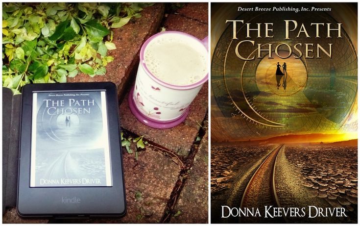 #ThePathChosen by Donna Keevers Driver ~ where to get it: Kindle version out now -- as well as paperback, and so on... :)