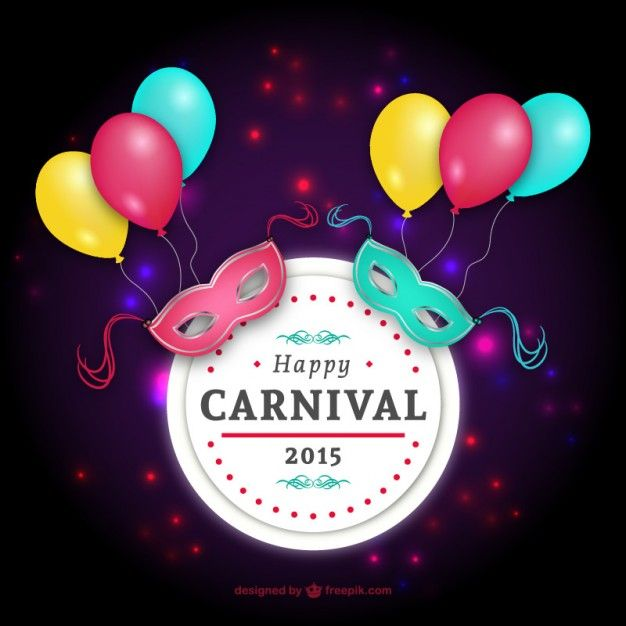 Frame Carnaval Redondo