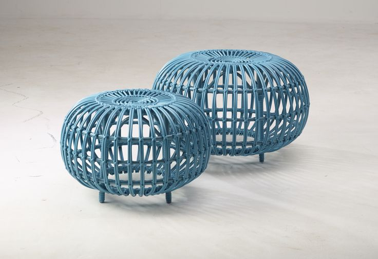 FA55 and FA65 Ottoman designed by Franco Albini
