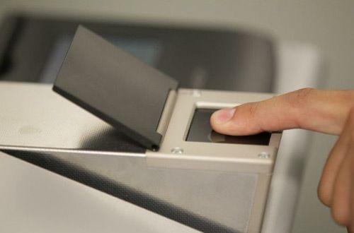 В Японии отпечатки пальцев заменят кредитные карты и наличные