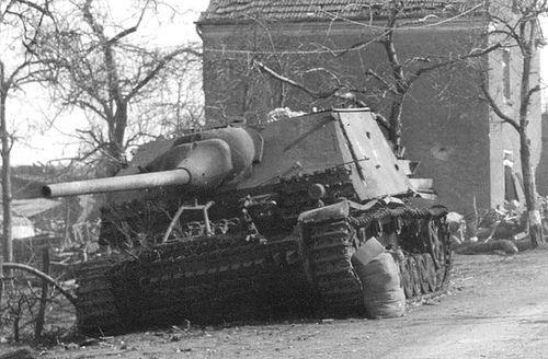 Jagdpanzer IV-70(a) | Flickr - Photo Sharing!