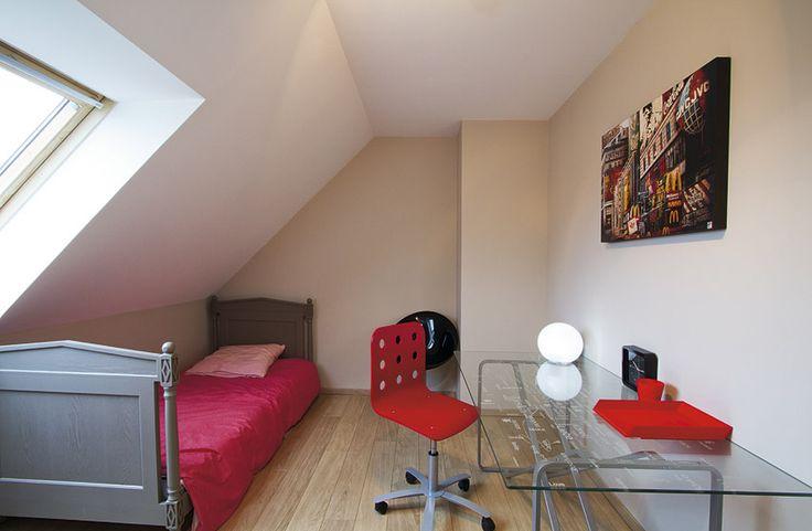 Chambre enfant - 1er étage - maison témoin Maisons d'en France à Vermelles