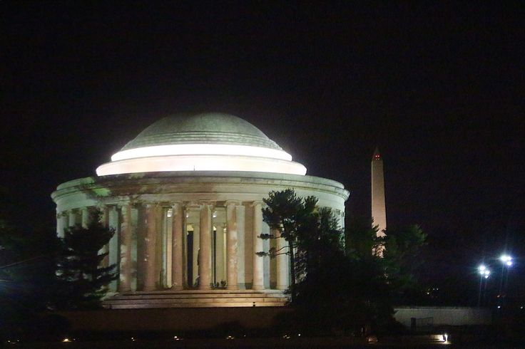 A highlight of our recent weekend trip to Washington DC was our Monuments by Moonlight tour through @oldtowntrolley.  Seeing the monuments like the Jefferson Memorial and Washington Monument lit up at night was wonderful. #WashingtonDC #DistrictOfColumbia #WeekendTrip #DCMonument #JeffersonMemorial #WashingtonMonument #NationsCapital #MonumentsByMoonlight #OldTownTrolley #TravelAddict #ILoveToTravel #Wanderlust #Travel