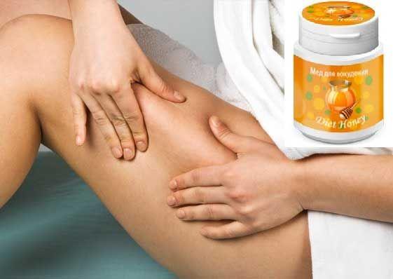Массажный мед для похудения Diet Honey - это еще одно сомнительное средство, которое способствует похудению вашего кошелька.