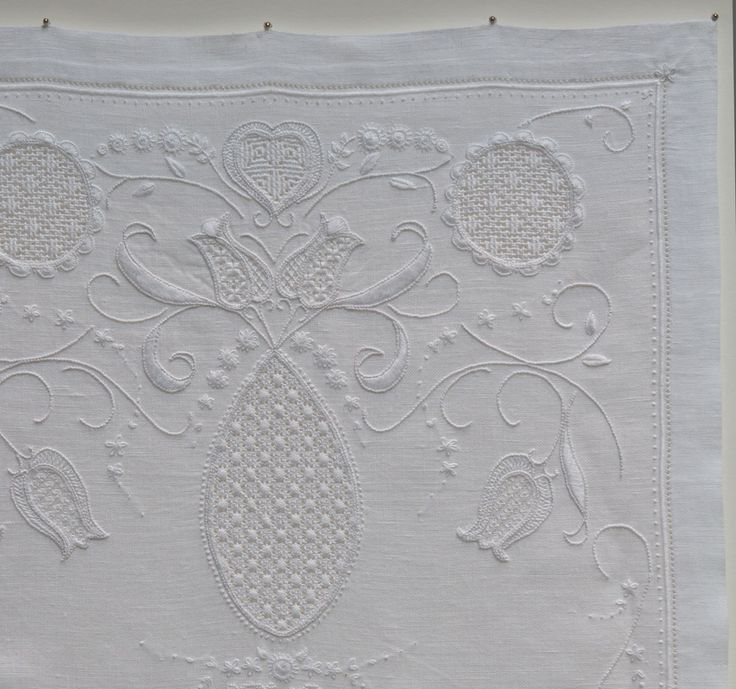 Best broderie blanche whitework images on pinterest