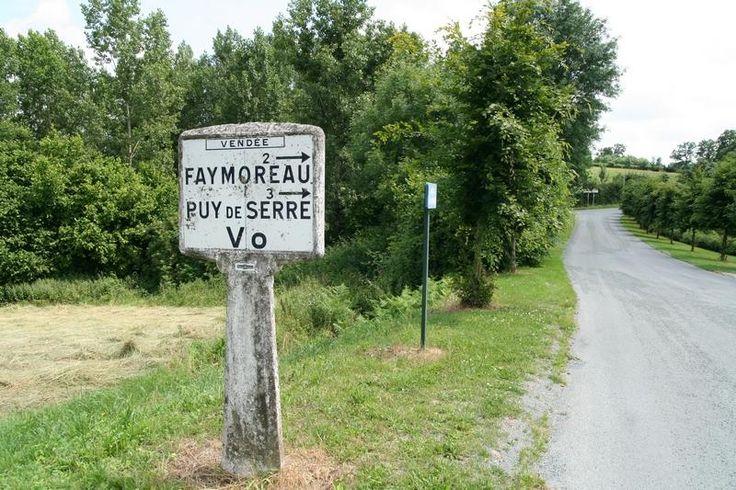 Découverte touristique de Faymoreau en Vendée