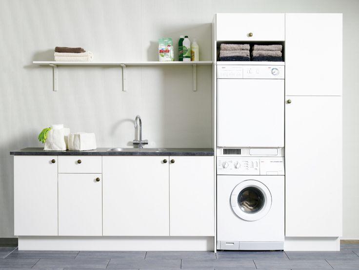 vaskeromsinnredning