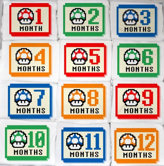 17 Best Ideas About Super Mario Nursery On Pinterest