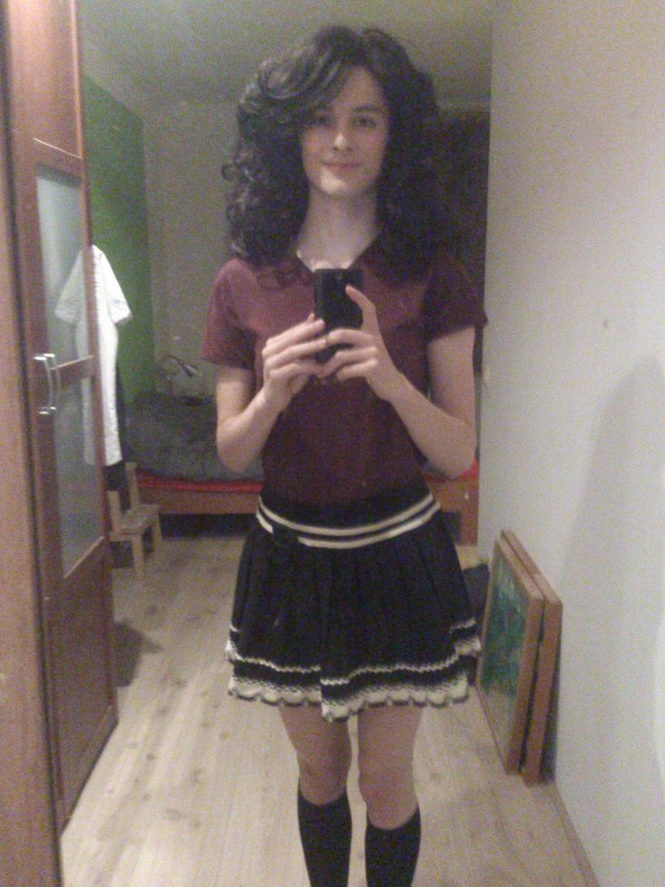 Teen Sissy Selfie Perfect Crossdresser Drag Queens