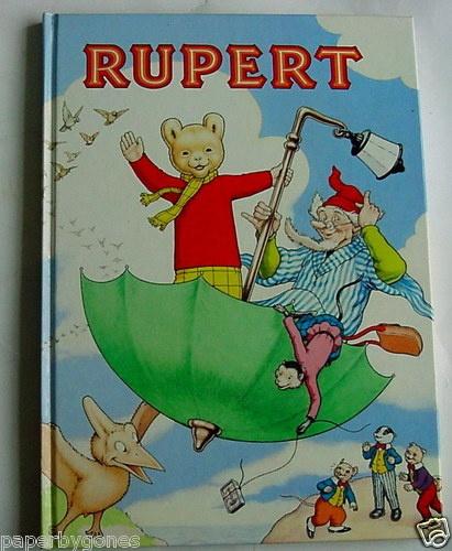 RUPERT 1988 RUPERT BEAR ANNUAL