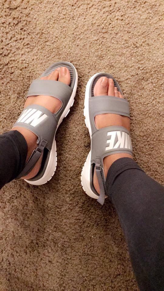 Nike Tanjun Sandal  Summer Vibes ☀️☀️☀️