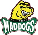 Memphis Mad Dogs CFL Founded 1995 Folded 1995