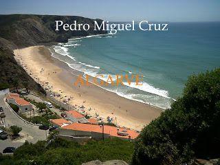 "PEDRO MIGUEL CRUZ´S BLOG: Livro ""Algarve"" pelo autor Pedro Miguel Cruz"