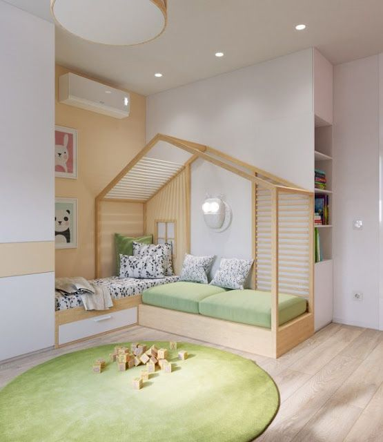 VM designblogg: Παιδικό δωμάτιο