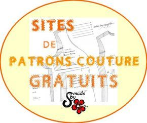 Des patrons gratuits. (Dsitespatronsgratuits) (https://madebys.wordpress.com/2015/02/01/patrons-couture-gratuits/)