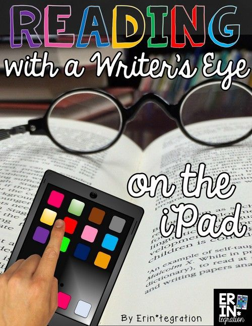 Reading with a writer  39 s eye on the iPad