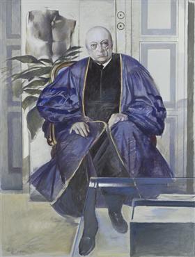 Portrat of N.L. - Dimitris Mytaras