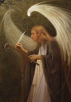 Archangel Metatron | Angel of Sacred Geometry & Numerology