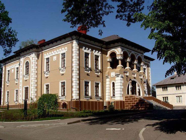 """Muzeul de Artă """"Ion Irimescu"""" din Fălticeni"""