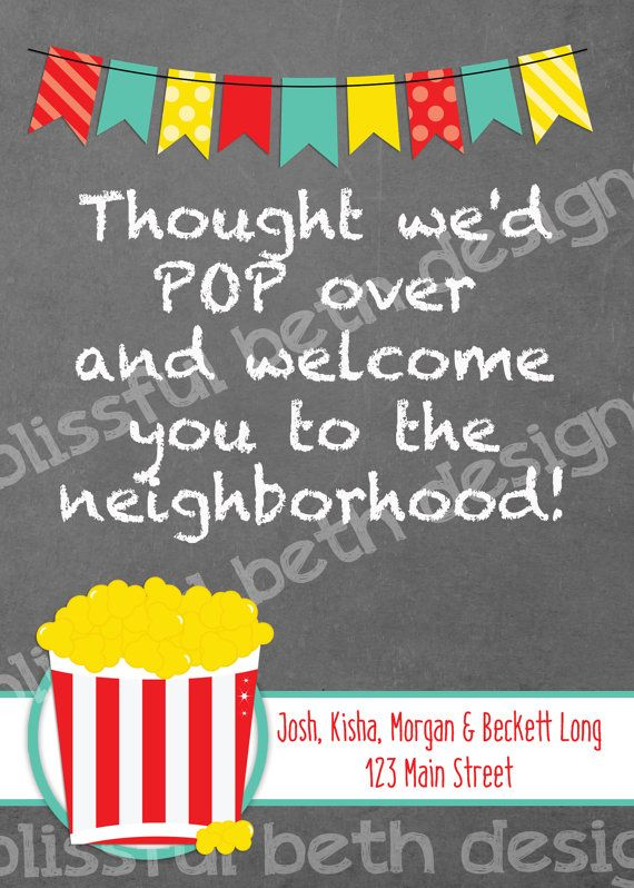Best 25+ New neighbor gifts ideas on Pinterest | New neighbors ...